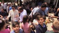 AYŞE TÜRKMENOĞLU - Derbent'te Bayramlaşma Heyecanı