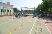 DİYARBAKIR - Diyarbakır'da Yaz Spor Okullarına Yoğun İlgi