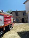Elazığ'da Yangın Paniği