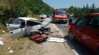 Hatalı Sollama Kazayla Bitti Açıklaması 10 Yaralı