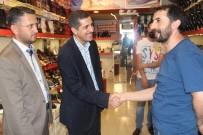 MEHDI - HÜDA PAR'dan Van Esnafına Bayram Ziyareti