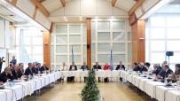 Kıbrıs Konferansı'nda İlk Gün Görüşmeleri Tamamlandı