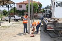 TURGAY ŞIRIN - Kurudere Mahallesi Çiftçilerine Destek