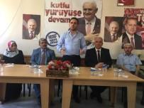 Milletvekili İshak Gazel Açıklaması Karalı Yürüyüşümüz Devam Edecek