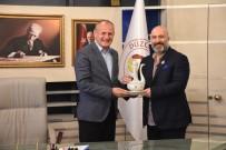 MEHMET KELEŞ - Osmanlı Torunundan Başkan Keleş'e Ziyaret