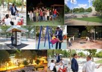 Oyuncakistan Parkının Yeni Hali Çok Beğenildi