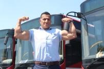 İzmir'in Şampiyon Şoförü 'Rambo Ahmet'