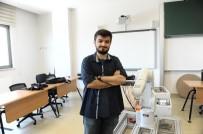 BIYOMIMETIK - Üniversite Öğrencisi Robot Kol Yaptı