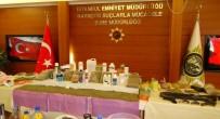 Polisten Uyuşturucu İmalathanesine Baskın Açıklaması 11 Gözaltı