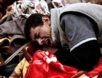 RAKKA - Rakka'da 173 sivil katledildi