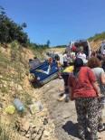 Sakarya'da Patpat Kazası Açıklaması 2 Ölü 5 Yaralı