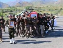 ŞEHİT CENAZESİ - Şehit Özel Harekatçı Dündar için tören düzenlendi