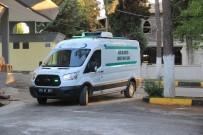 ŞEHİT UZMAN ÇAVUŞ - Şehit Uzman Çavuş'un Naaşı Gaziantep'e Getirildi