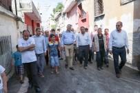 Seyhan'da Oluklu Asfalt Dönemi