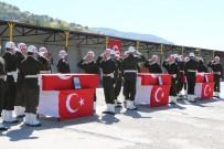 ŞERAFETTIN ELÇI - Şırnak Şehitleri Memleketlerine Uğurlandı