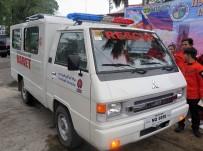 TİKA Filipinler'de Arama Kurtarma Faaliyetlerine Destek Veriyor