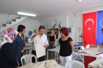 Toroslar Belediyesi'nin, Tekstil Sektörüne 80 Kişi Kazandıracağı Proje Devam Ediyor