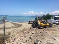 ÇAVUŞLU - Trabzon'da Sadece Kadınlara Hizmet Verecek Plaj Yapılıyor
