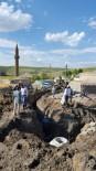 Tutak'ta Kanalizasyon Çalışmalarına Başlandı