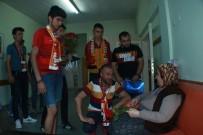 ALLAH - Ultraslan Niğde Taraftar Grubundan Huzur Evine Bayram Ziyareti