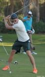 Ünlü Tenisçiler, Golfte Hünerlerini Sergiledi