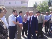 Vali Peynircioğlu, İlçelere Veda Ziyaretinde Bulunuyor