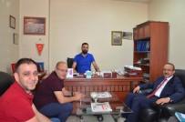 SEDDAR YAVUZ - Vali Yavuz'dan Veda Ziyaretleri