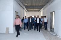 Yazıhan Kültür Merkezinde Çalışmalar Devam Ediyor