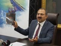 ALI KABAN - Zonguldak'ın Kurumsal Kimlik Logosu Kelebek Oldu