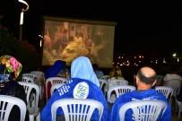 FİLM GÖSTERİMİ - Açık Hava Sinema Nostaljisi Ünye'de Yaşatılıyor