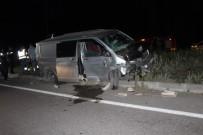 Afyonkarahisar'da feci kaza: 4 ölü, 3 yaralı