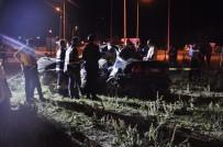 Afyon'da feci kaza: 4 ölü, 3 yaralı