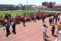 BEDENSEL ENGELLILER - Ağrı'da Yaz Spor Okulları Açılış Töreni Gerçekleştirildi