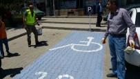 ULU CAMİİ - Ahlat'ta Engelliler İçin Park Alanı Oluşturuldu