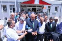 SERVİSÇİLER ODASI - AK Parti İl Başkanı Hakan Kahtalı Açıklaması