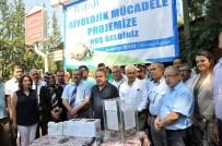 KONYAALTI BELEDİYESİ - Antalya Zararlı Böceklerle Mücadele Ediyor