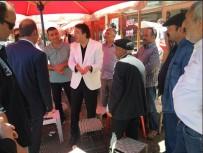 İBRAHIM AYDEMIR - Aydemir Açıklaması 'Hınıs'a Her Daim Şükran Borcumuz Var'