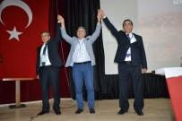 HASAN ÇAKMAK - Bandırmaspor'da Elmastaş Yeniden Başkan