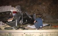 Başkent'te zincirleme trafik kazası: 3 ölü, 4 yaralı