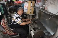 İBRAHIM AYDEMIR - Bıçakçılar Teknoloji Ve Çin Malına Bileniyor