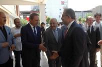 AHMET ÇıNAR - Bitlis'in Yeni Valisi Ustaoğlu Göreve Başladı