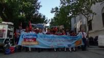 Bursa'da 'Göç' Yürüyüşü