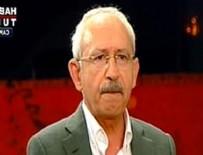 Canlı yayında Kılıçdaroğlu'nu terleten soru