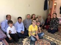 MURAT DURU - Develi Kaymakamı Duru'dan 15 Temmuz Gazisi'ne Ziyaret