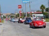 APOLLON TAPINAĞI - Didim'de Vosvos Tutkunları Şehir Turu Attı