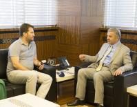 MEHMET BOZDAĞ - Diriliş Ertuğrul'un Yapımcısı Mehmet Bozdağ, Büyükşehir Belediyesi Dergileri İçin Başkan Çelik'e Teşekkür Etti