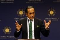 Dışişleri Sözcüsü Müftüoğlu'ndan 'Kıbrıs' Açıklaması