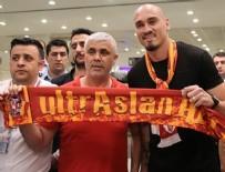 SAO PAULO - Galatasaray'ın yeni transferi İstanbul'da!