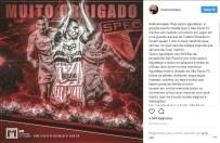 SAO PAULO - Galatasaray'ın Yeni Transferi Maicon Veda Etti