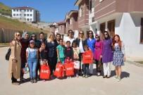 GÖNÜL ELÇİLERİ - Gönül Elçileri, Sevgi Evlerindeki Çocukları Ziyaret Etti